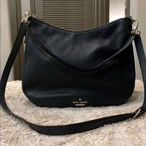 kate spade Crossbody bag | Black | Dual Strap